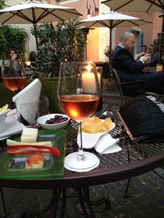 Stravinskij Bar in Roma, Lazio