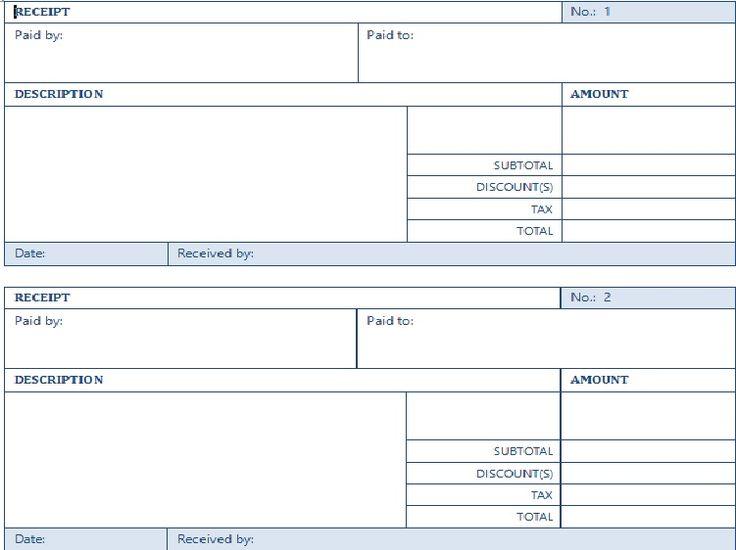 Microsoft Word Receipt Template Jobsbillybullock - microsoft word receipt template free
