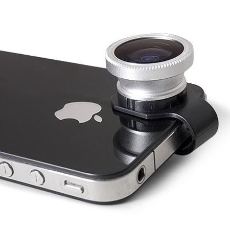 Gizmon Clip-On Phone Lens  Gadgetsin