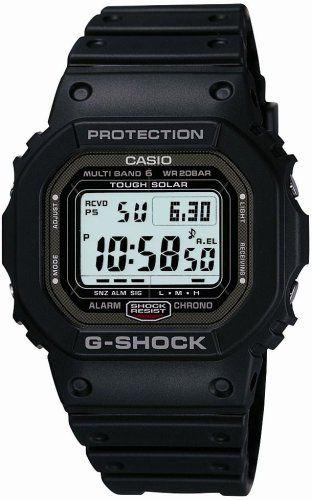 Amazon.co.jp: [カシオ]CASIO 腕時計 G-SHOCK ジーショック ORIGIN タフソーラー 電波時計 MULTIBAND6 GW-5000-1JF メンズ: 腕時計