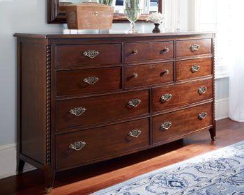 thomasville bedroom furniture | Elegant Dressers & Vanities from Thomasville Bedroom Furniture