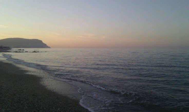 Tramonti da sogni sulla Riviera Del Conero
