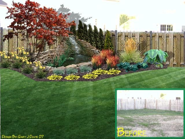 Small front yard landscaping ideas pro landscape for Professional landscaping ideas