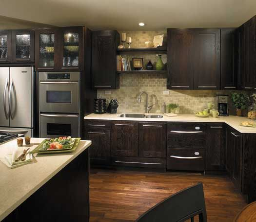 Kitchen Renovations Dark Cabinets: 130 Best Today's StarMark Custom Cabinetry & Furniture Images On Pinterest