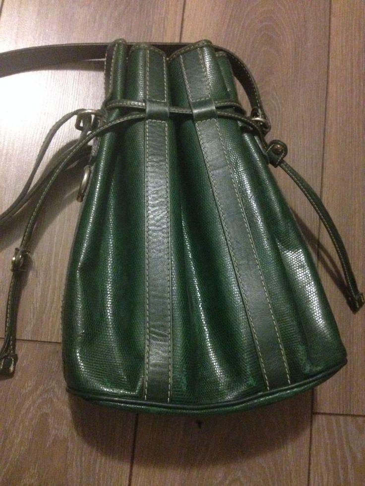 vintage sac seau lancel in v tements accessoires femmes sacs ebay mode sac pochette. Black Bedroom Furniture Sets. Home Design Ideas