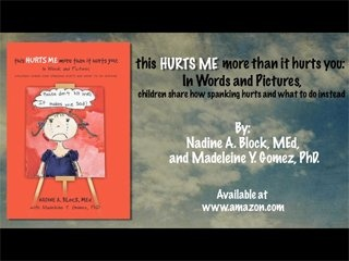 This Hurts Me More Than It Hurts You: In Words and Pictures, Children Share How Spanking Hurts and What To Do Instead [Paperback]: Social Work, Spanking Hurts, It Hurts, Positive Parenting, Work Resources
