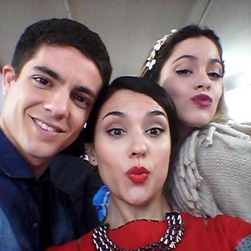 Facu,Tini y Alba