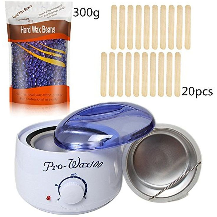Ms.Dear Wax Warmer Electric Hot Wax Heater for Brazilian Hair Removal Waxing Salon Spa Manicure Pedicure Paraffin >>> Check out this great product. (This is an affiliate link and I receive a commission for the sales)