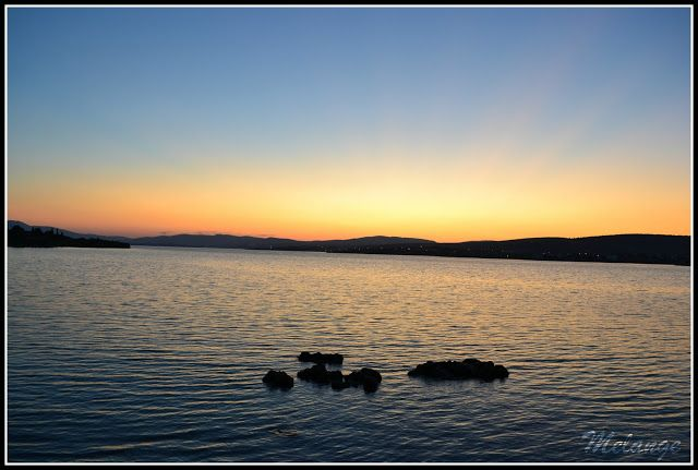 Sifne-Cesme Turkey Sunrise.