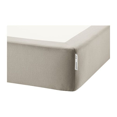 Engerdal mattress base ikea easy to keep clean since you for Bed base ikea