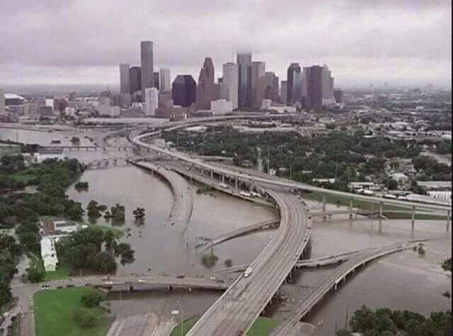 Current Flooding Situation in Houston, Tx. | All Things ...