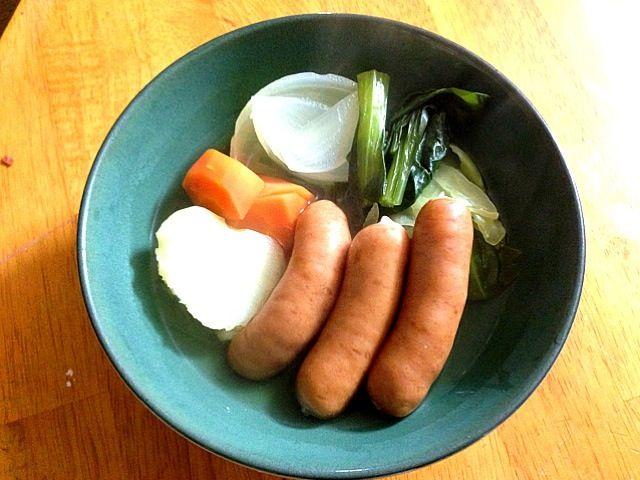 寒いので、スープであったまろう。 - 4件のもぐもぐ - ポトフ by m2chibi