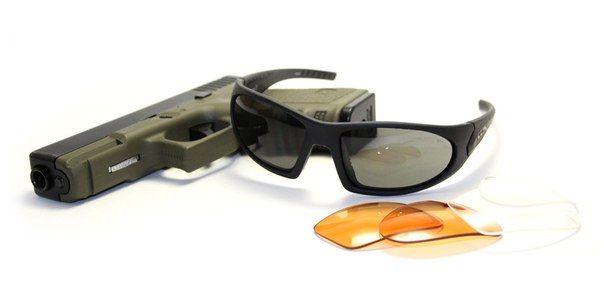 Wiley X — Стильные защитные очки!