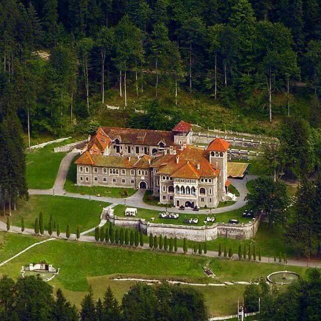 Castelul Cantacuzino.