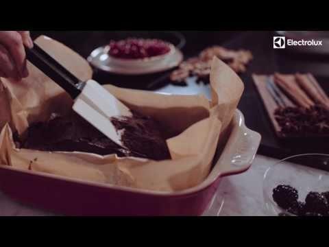 Домашний шоколадный брауни – Рецепт Electrolux | Electrolux