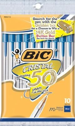 ShopRite: $.42 MONEYMAKER on Jolly Time Popcorn, FREE BIC Cristal Pens, & ONLY $.17 each for Renuzit Air Fresheners!! - http://www.couponaholic.net/2015/01/shoprite-42-moneymaker-on-jolly-time-popcorn-free-bic-cristal-pens-only-17-each-for-renuzit-air-fresheners/