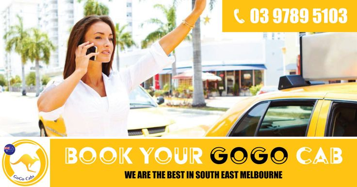 Book your GoGo Cab for smooth and comfortable journey to your destination. We are the best in South East Melbourne. #DandenongTaxi #CranbourneTaxi #BerwickTaxi #CaseyTaxi