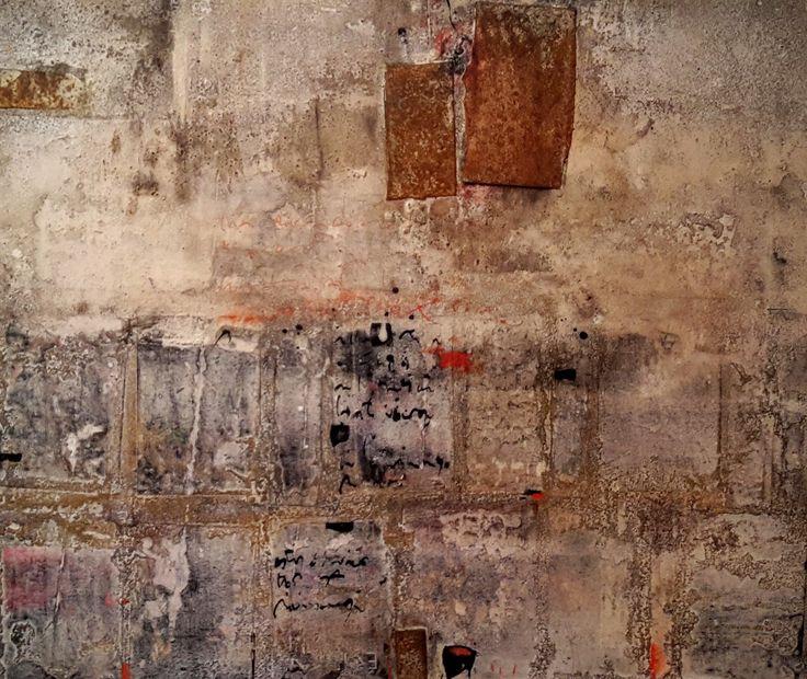 Correspondances, peinture de Mehdi Bourkia.