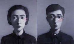 Zhang Xiaogang - Artist's Profile - The Saatchi Gallery