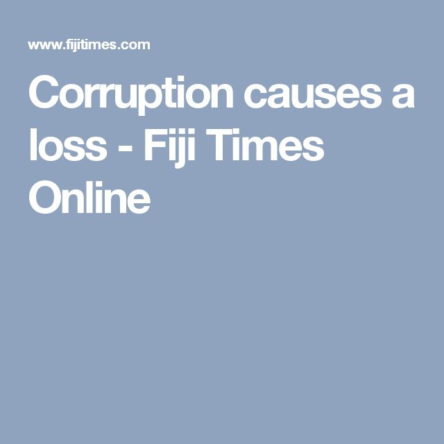 Fiji's Independent Commission against Corruption (FICAC) has revealed that general dishonesty and abuse of office is extensive across the private sector in Fiji causing a loss to Fiji's economy. FICAC said unauthorized modification of data and bribery continued to top the list of forms of corruption committed in Fiji in 2016. Since its inception in 2007, the FICAC has prosecuted 336 individuals for corruption related offences in the Court of Law.