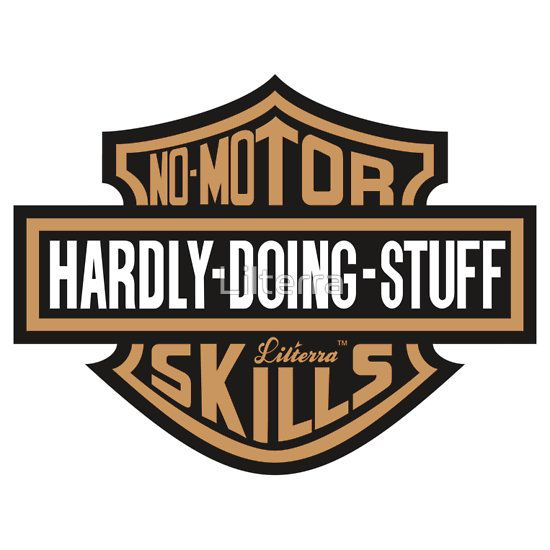 Hardly Doing Stuff No-Motor Skills by lilterra.com