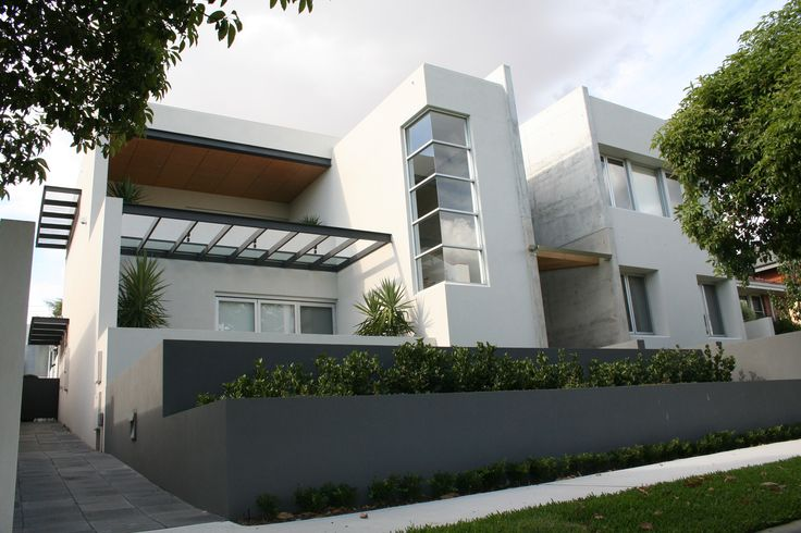 The Shenton Park Residence Takes Advantage Of Its North/south Orientation  And Its Views Over