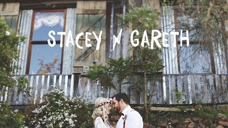 Stacey + Gareth's Wedding Film