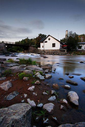 Vantaankoski river