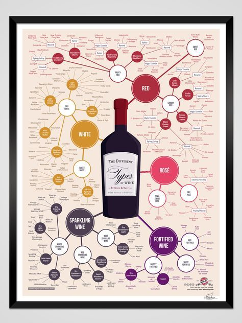 A great guide for drinking and cooking with wine.
