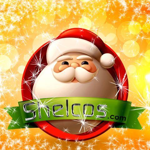 Ai tuoi REGALI DI #NATALE ci pensa #Shelcos!!  www.shelcos.com