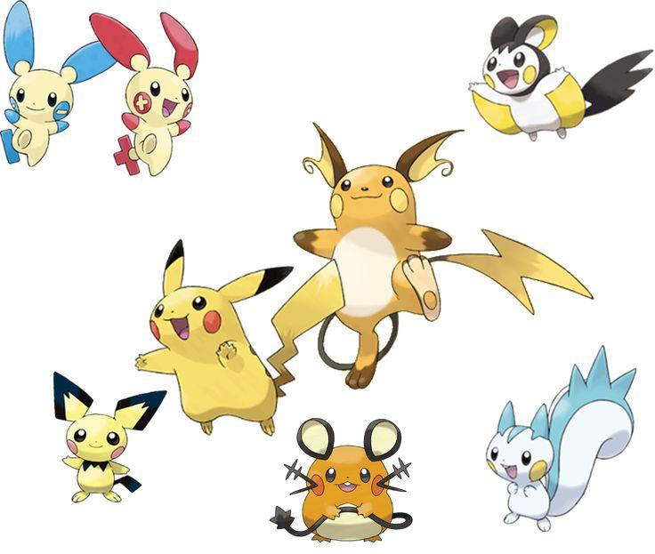 Best 25+ Pikachu evolution ideas on Pinterest   Evolutions ...