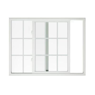 Elegant Slider Basement Windows