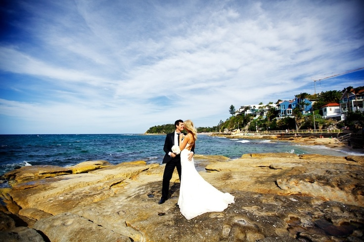 stonemason sydney northern beaches wedding - photo#2
