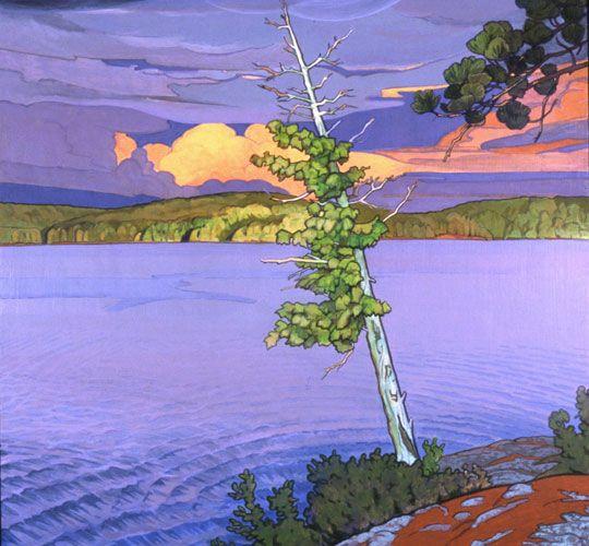 Paintings by John Miller