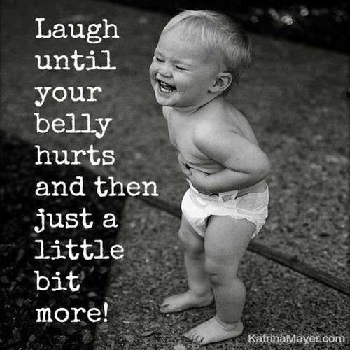 cute laughing quotes