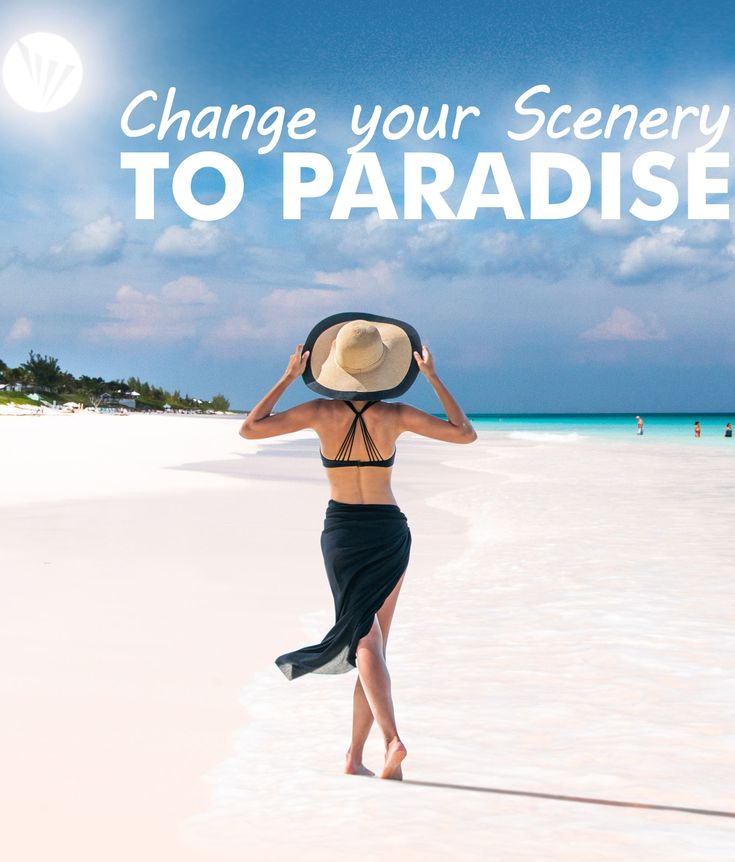 Harbour Island, Bahamas: Change your scenery to paradise.