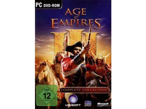 Age of Empires 3  Complete Collection  PC in Strategiespiele FSK 12, Spiele und Games in Online Shop http://Spiel.Zone