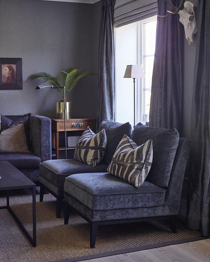 Lovely dark colours from Norwegian designer @ halvor.bakke