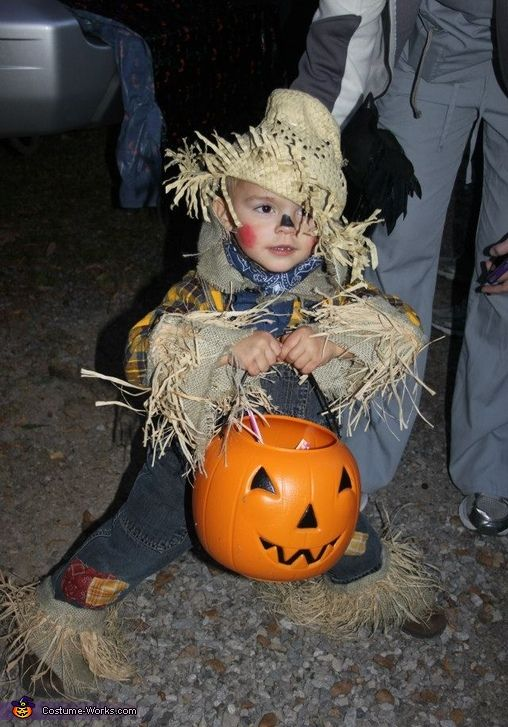 Scarecrow - 2013 Halloween Costume Contest