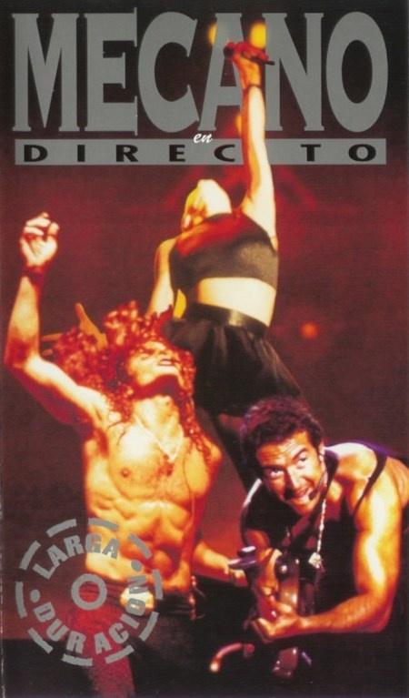 Mecano fue el primer grupo de música pop en español que realmente se metió a las discotecas en la década de los ochentas. Durante una década su propuesta ganó fans y vendió millones de copias. Aunque era una época en la que los artistas de rock-pop poco se presentaban en vivo, los conciertos de Mecano siempre llenaron todos los teatros y estadios. Como testimonio de esa época quedó la grabación de las presentaciones en 1991 de su gira Aidalai en Barcelona.  http://youtu.be/dEpPPtMYjfk