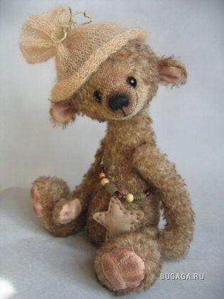 Плюшевые медведи Тедди