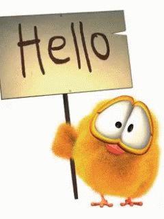 Hello GIF - Hello - Discover & Share GIFs