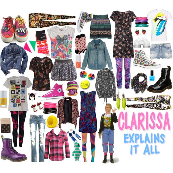 """Clarissa Explains It All"" @Marian K I feel like this is something you would appreciate."