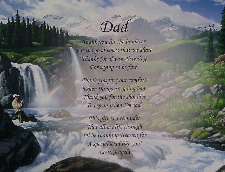 25+ parasta ideaa Pinterestissä: Poems for dad