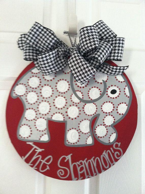 University+of+Alabama+Door+Hanger+Alabama+Door+by+ & 42 best Alabama Door Hangings images on Pinterest | Alabama crafts ...