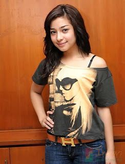 Nikita Willy,Indonesian Actress bloody Minang