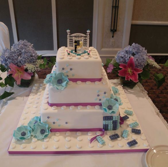 affordable wedding cakes long island 25 best ideas about lego wedding cakes on 10576