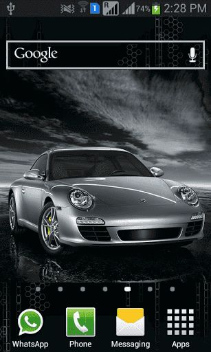 I love Porsche Cars Wallpaper set to the screen of a  Porsche Car, design that does not lose the proportion of the image when placing it on the screen. <p>I love Porsche Cars Wallpaper contains 24 photos of Porsche Cars, placed in funds designed for each. <p>I love Porsche Cars Wallpaper, is the best application for your mobile background as next generation, Samsung Galaxy Nexus, Motorola, HTC, LG or Sony Xperia. <p>I love Porsche Cars Wallpaper has been tested in the last generation device…