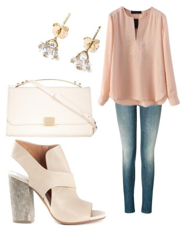 fall/winter by tayken3 on Polyvore featuring polyvore mode style IRO Maison Margiela ZALORA fashion clothing