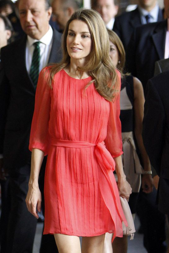 [Código: LETIZIA 0019] Su Alteza Real la Princesa de Asturias Letizia Ortiz
